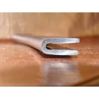 Κάλυψη άκρου λαμαρίνας 2-3mm