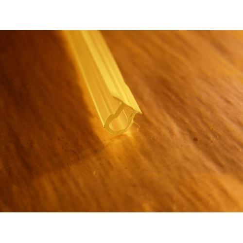 Προφίλ συγκράτησης σίτας Νο1 Σκληρά πλαστικά προφίλ
