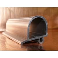 Λάστιχο πόρτας ψυκτικού θαλάμου Νο1 Λάστιχα θερμομόνωσης πόρτας επαγγελματικών ψυγείων